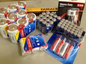 batteries for kids consignment sale